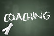"Chalkboard ""Coaching"""