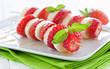 Erdbeerspieße