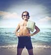 Bathing suit test