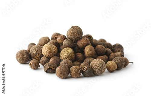 Heap of allspice
