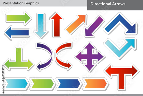 Presentation Arrows