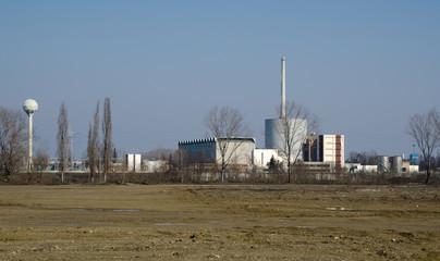 Centrale atomica dismessa