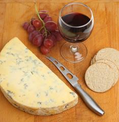Port with Stilton Cheese