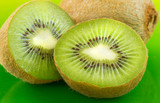 kiwifruit closeup