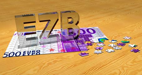 3D Puzzle - EZB