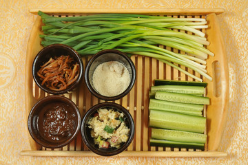 Traditional Chinese appetizers