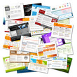 Webdesign, Vorlage, Homepage, Design, Templates, Präsentation
