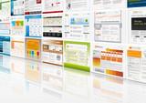 Webdesign, Templates, Homepage, Internet, Internetseite, Auswahl