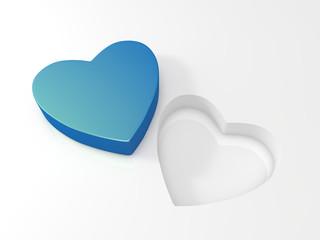 Heart isolated