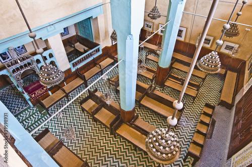 Papiers peints Maroc Aben Danan Synagogue at Fez, Morocco