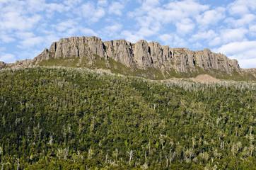 Mount Olympus, Tasmania, Australia