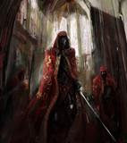 Fototapete Schwert - Warrior - Mittelalter