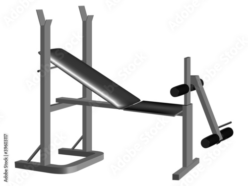 weight lifting equipment