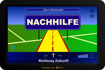 NAVI - NACHHILFE