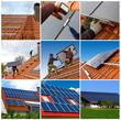Solarzellemontage - Arbeitsablauf