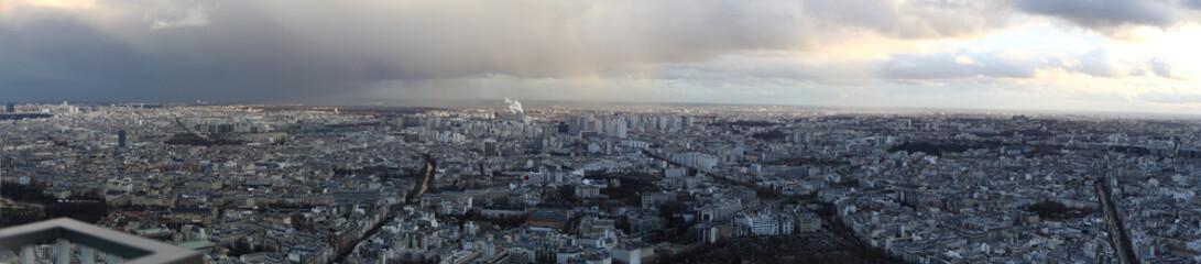 Parigi tour montparnasse panorama 5