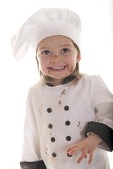 Messy Little Cake-Baker