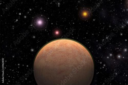 alien planet exoplanet