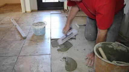 Decorating with ceramic tiles