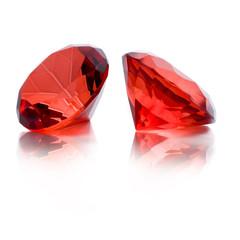 Rote Edelsteine