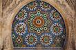 Arabic fountain in the old medina of Fez, Morocco (3)