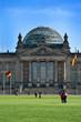 Reichstag de Berlin - Allemagne
