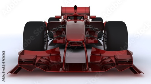 Fototapeta Formula one car