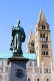 Kathedrale von Pecs, Ungarn poster