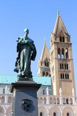 Kathedrale von Pecs, Ungarn