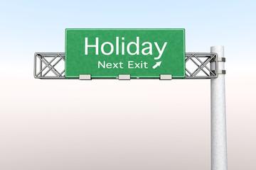 Nächste Ausfahrt - Holiday