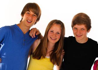7.2011 drei Teenager