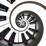 Fototapeta klawiatura - dotknięcie - Znak / Symbol