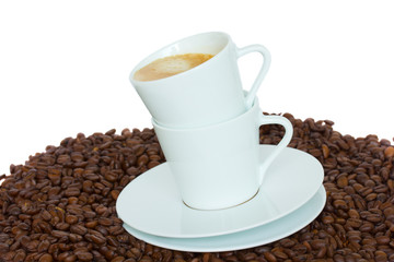 cup of caffee