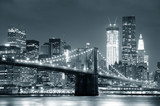 Fototapety New York City Brooklyn Bridge