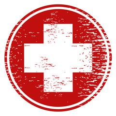 Icono salud rojo