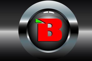 Blackbutton B rot