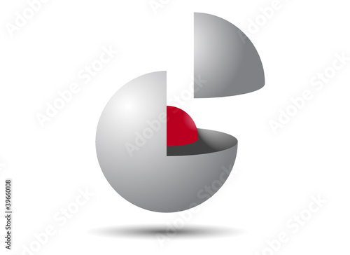 Sphere with Core