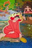 Buddha's biography: Wishing for success