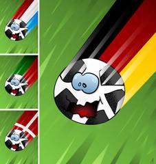 Fußball fliegt Gruppe_B