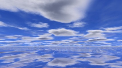 Himmel und Meer 2 (Loop 25i)