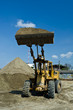 One Loader excavator