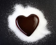 read heart from sugar grains