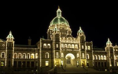BC Legislature Building