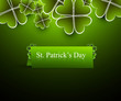 st patrick's day design beautiful green colorful shiny