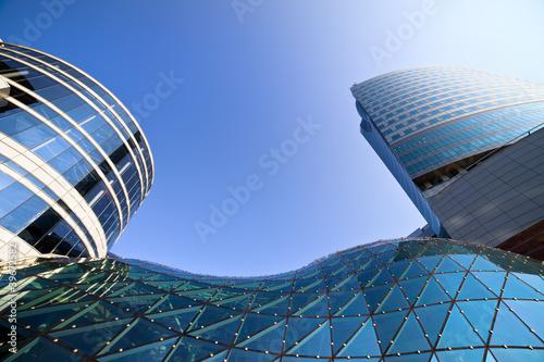 Nowoczesna architektura w śródmieściu
