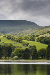 Brecon Beacons landscape