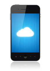 Cloud Computing On Mobile Smart Phone