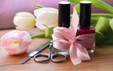 Fototapety Manicure Set