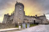 Kilkenny Castleat dusk, Co. Kilkenny, Ireland