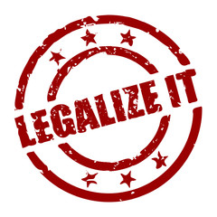 stempel legalize it I